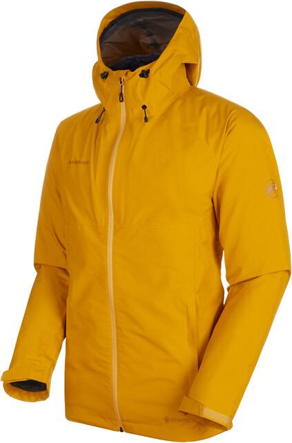 Mammut Convey 3in1 HS Hooded Jacket Herren golden black